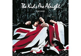The Who - The Kids Are Alright - (CD)