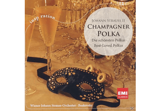 Willi Boskovsky - Champagner-Polka - (CD)