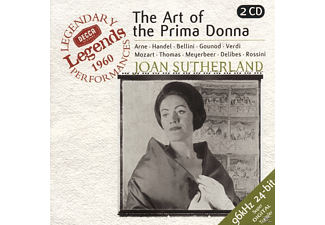 VARIOUS, Joan Sutherland - The Art Of The Prima Donna - (CD)