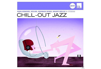 VARIOUS - CHILL OUT JAZZ (JAZZ CLUB) - (CD)
