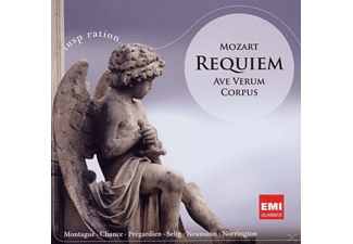 Neumann & Norrington - REQUIEM/AVE VERUM CORPU/MAURERISCHE TRAUERMUSIK - (CD)
