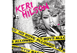 Keri Hilson - No Boys Allowed (New Version) - (CD)