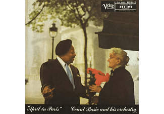 Count Basie - April In Paris (Back To Black) - (Vinyl)