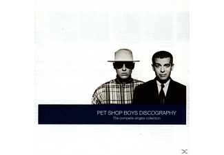 Pet Shop Boys - Complete Singles CD