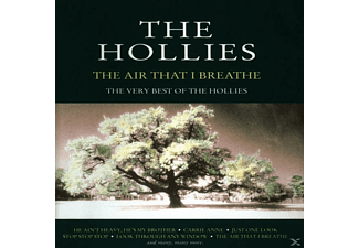 The Hollies - Air That I Breathe-Best Of.. - (CD)