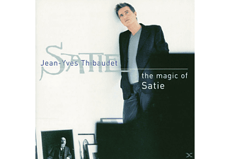 Jean Yves Thibaudet - The Magic Of Satie [CD]
