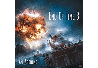 End Of Time-Am Abgrund - 2 CD - Science Fiction/Fantasy
