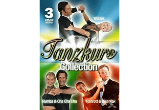Tanzkurs Collection - (DVD)