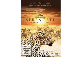 Serengeti - Circle of Life / African Symphony - (DVD)