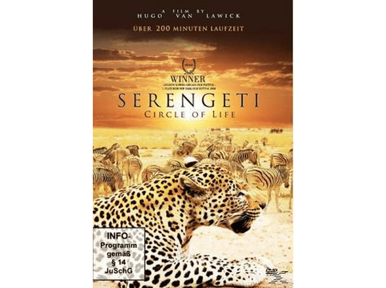 Serengeti - Circle of Life / African Symphony [DVD]