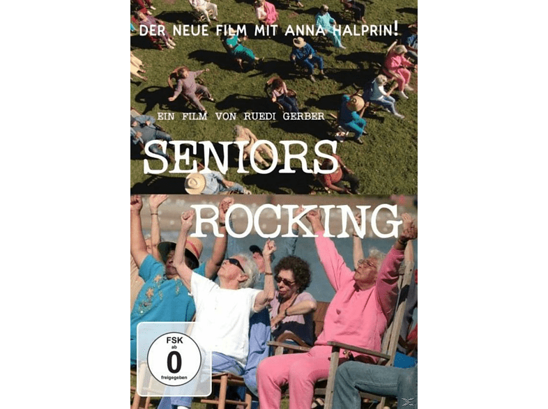 SENIORS ROCKING [DVD]