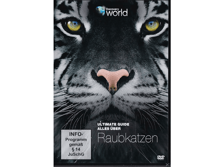 ALLES ÜBER RAUBKATZEN - DISCOVERY WORLD ULTIMATE [DVD]