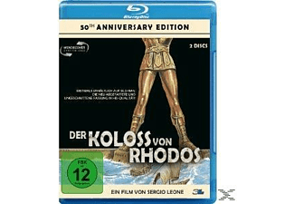 Der Koloss von Rhodos - Collector's Edition [Blu-ray]