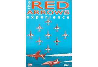 The Red Arrows Experience - (DVD)