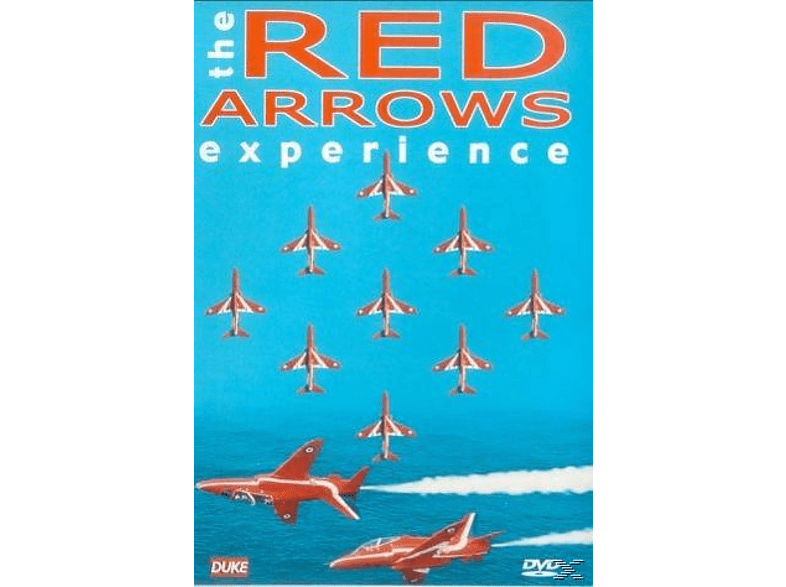 The Red Arrows Experience [DVD]