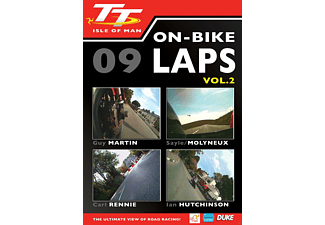 Isle Of Man Tt 2009 On Bike Laps Vol.2 - (DVD)