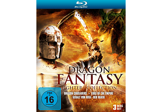 Dragon Fantasy Fighter Collection - (Blu-ray)