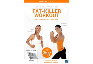 Das ultimative Fat-Killer Workout - Endlich richtig Fett verbrennen - (DVD)