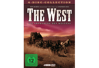 The West - Die Eroberung des Westens - (DVD)