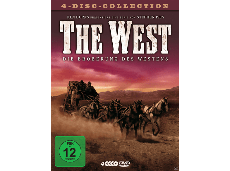 The West - Die Eroberung des Westens [DVD]