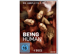 Being Human - Staffel 2 - (DVD)