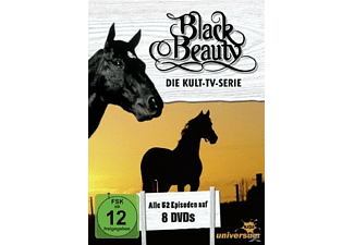 Black Beauty Komplettbox (Jumbo Amaray) - (DVD)