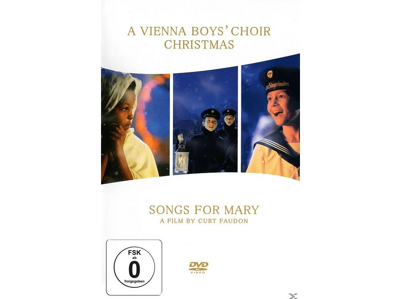 A Vienna Boys Choir Christmas - A Vienna Boys' Choir Christmas Songs For Mary [DVD]