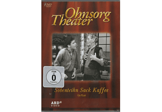 Ohnsorg Theater - Söbenteihn Sack Kaffee - (DVD)