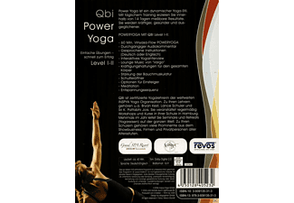 Qbi Power Yoga - (DVD)