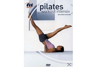 Pilates Workout Intensiv mit Anette Alvaredo - (DVD)