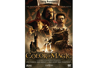 THE COLOR OF MAGIC - (DVD)