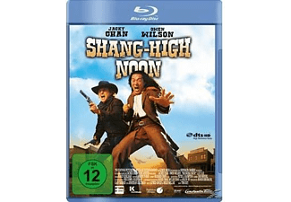 Shang-High Noon - (Blu-ray)