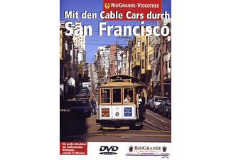 Mit den Cable Cars durch San Francisco - (DVD)