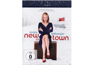 New in Town - (Blu-ray)