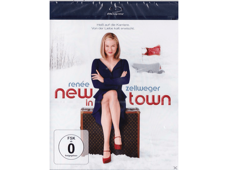 New in Town [Blu-ray]