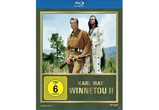 Winnetou II - (Blu-ray)