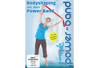 Bodyshaping mit dem Power-Band - (DVD)