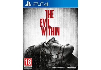 The Evil Within NL PS4