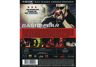 Basic Fear - (Blu-ray)