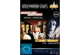 Hollywood Stars Movie Collection - Music & Movie [DVD]