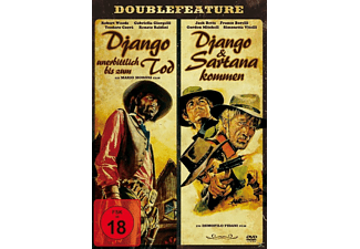 Django Box Vol. 01 - (DVD)