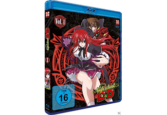 Highschool DxD - Vol. 1 [Blu-ray]