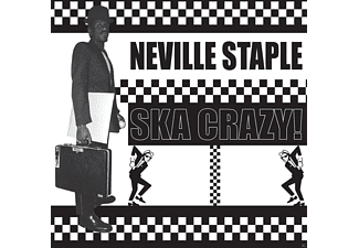 Neville Staple - Ska Crazy! - (CD)