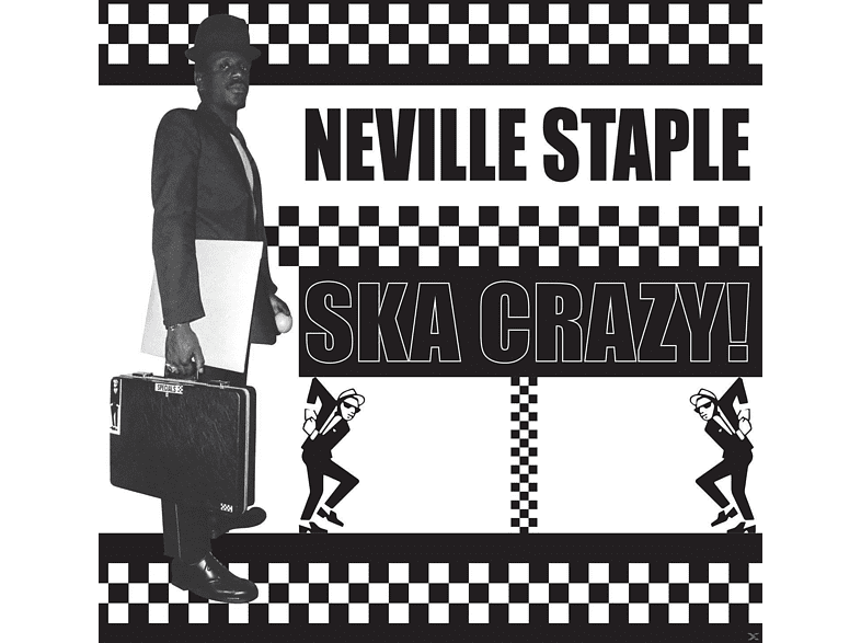 Neville Staple - Ska Crazy! [CD]