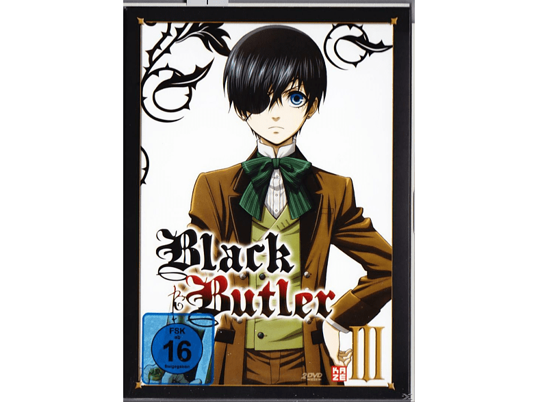 Black Butler - Vol. 3 [DVD]