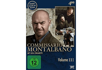 Commissario Montalbano - Vol. 3 [DVD]