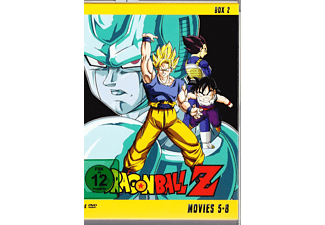 Dragonball Z - Movies 5-8 - (DVD)
