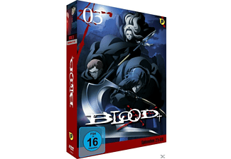 Blood+ - Vol.3 - Episoden 21-30 - (DVD)