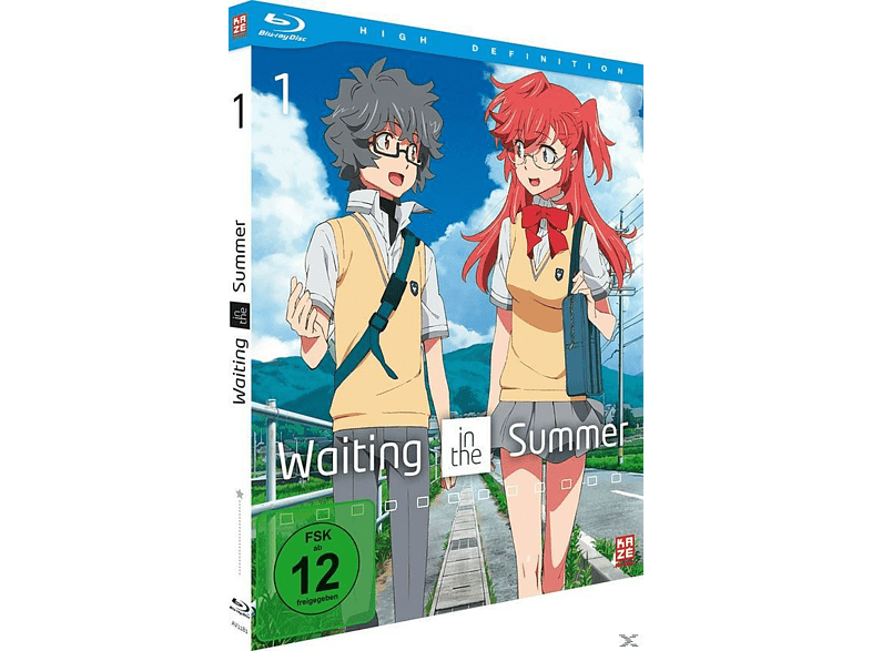 Waiting in the Summer, Box 1 (Episoden 1-6) [Blu-ray]