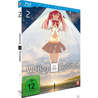 Waiting in the Summer - Box 2 - Episoden 7-12 [Blu-ray]